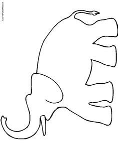 elephant tattoo template 40 outline elephant tattoos