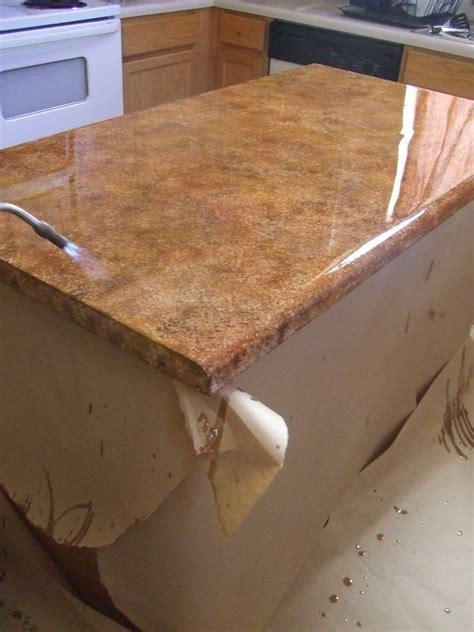 Custom Laminate Countertops by Diy Updates For Your Laminate Countertops Without