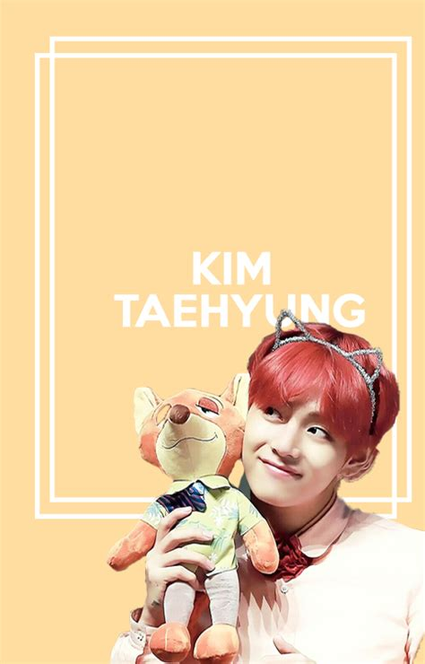 wallpaper bts pastel kim taehyung image 4454763 by bobbym on favim com