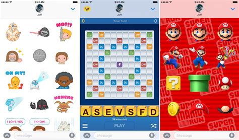 App Stickers Ios 10 How To Use Stickers Imessages Apps Digital Touch