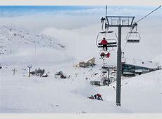 Parnassos Ski Center - Kellaria site - GTP M 2300 S