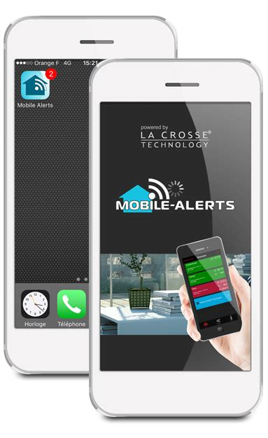 alerts on mobile mobile alerts www mobile alerts fr