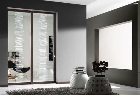 porta interna vetro porta interna in legno scorrevole con vetro porte