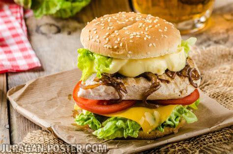 burger  fastfood archives jual poster  juragan poster