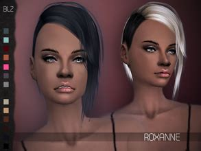 sims 4 hairstyle shaved side sims 4 hair shaved