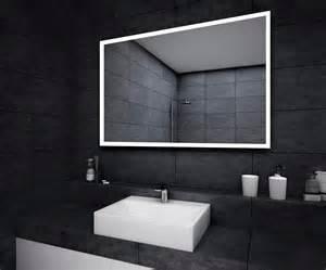 Badezimmerspiegel Mit Led Eco Design Badspiegel Mit Led Beleuchtung Wandspiegel
