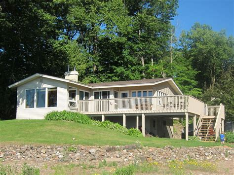 Wisconsin Lake Cabin Rentals by Lake Vacation Rental Vrbo 481359 3 Br Northwest
