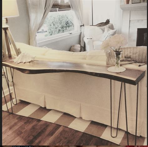 live sofa live edge sofa table live edge sofa tables console natural