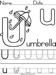 letter u activities and printables at http www