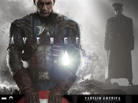 Wallpaper Captain America Movie | captain america movie wallpapers hd wallpapers id 9440