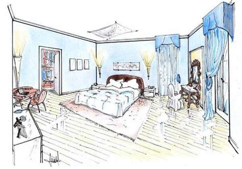 disegni da letto matrimoniale con cabina armadio idea di progetto