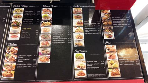 Harga Secret secret recipe malaysia menu and price visit malaysia
