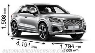 Audi Q2 Dimensions Audi Q2 Dimensions Audi Q2 Versus The Competition Audi