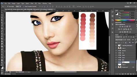 tutorial vector vexel photoshop time lapse tutorial vector x vexel art photoshop time lapse youtube