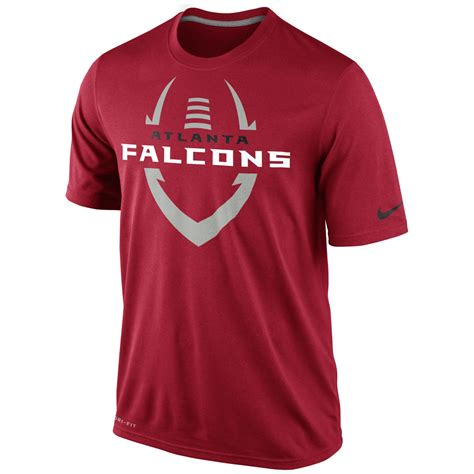 nike s sleeve atlanta falcons t shirt in for lyst