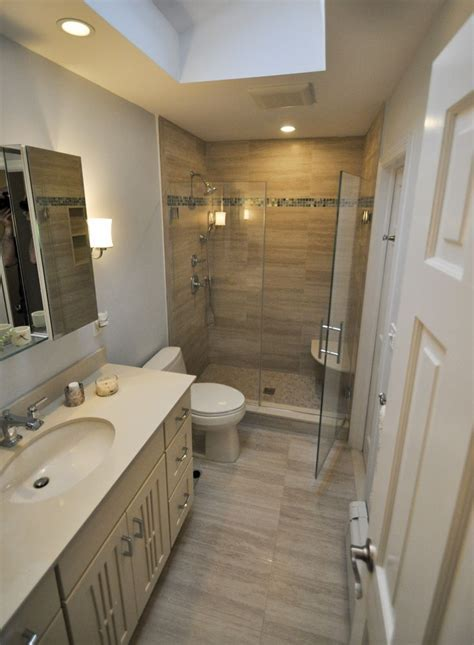 9x5 Bathroom with Stand Up Shower.   Bathrooms   Pinterest