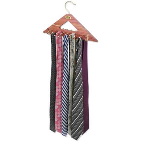Mens Tie Rack by S Cedar Tie And Belt Hanger Tie Rack By Necktie