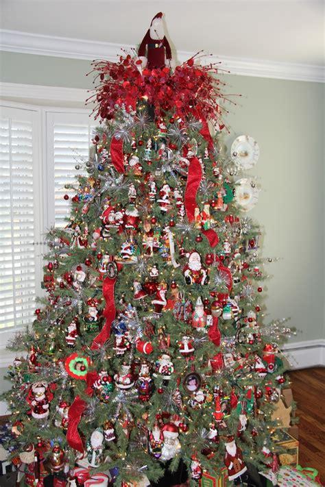 christopher radko santa tree ho ho ho pinterest