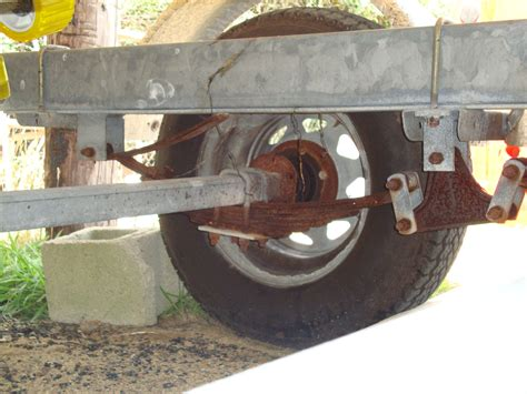 used boat parts ventura snapped a leaf spring on venture trailer the hull truth