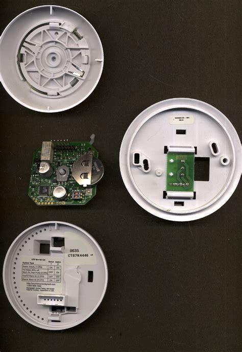 honeywell ct87n wiring diagram honeywell thermostat
