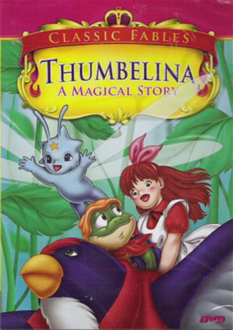 The Magic L Story by Thumbelina A Magical Story Anime Planet