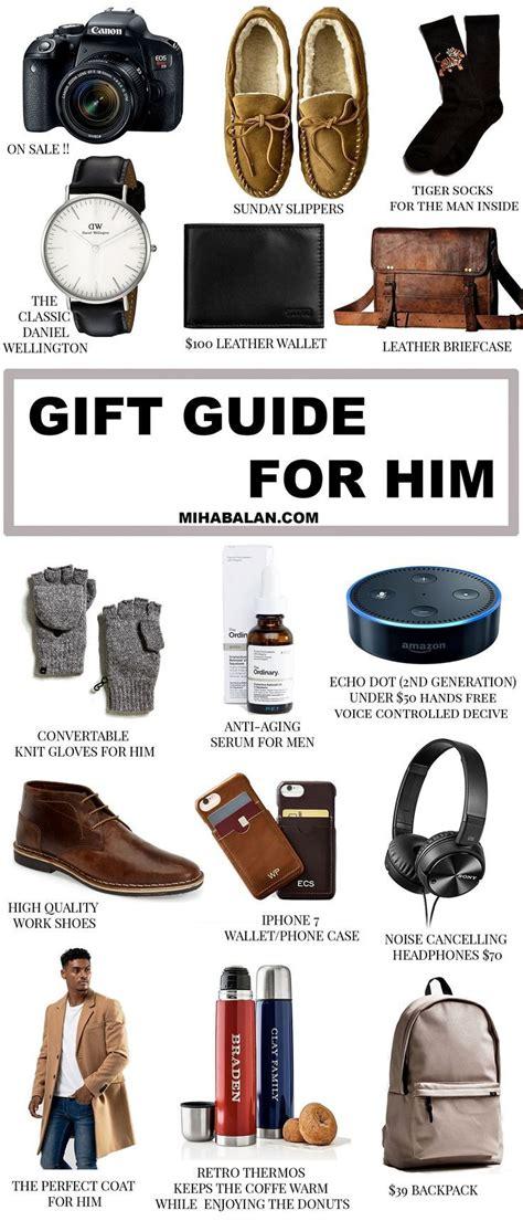 best 25 gift guide for him ideas on pinterest fiance