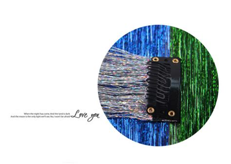 tinsel suppliers buy wholesale hair tinsel from china hair tinsel