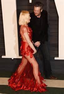 Vanity Fair Oscar Gwen Stefani Gwen Stefani 2016 Vanity Fair Oscar 03 Gotceleb