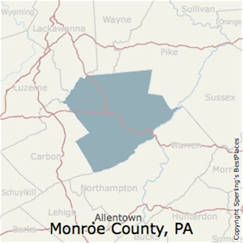 monroe county section 8 best places to live in monroe county pennsylvania