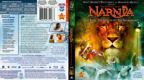 Witch Wardrobe Dvd by The Chronicles Of Narnia The The Witch And The Wardrobe Scanned Covers