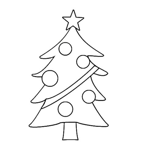 basic christmas tree coloring page christmas tree coloring sheets 2018 dr odd
