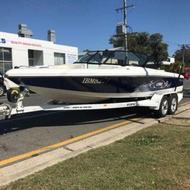 australian bowrider boats 6 5m lewis eclipse bowrider ski boat for sale in australia