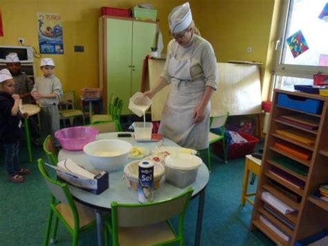 atelier cuisine en maternelle ecole priv 233 e sainte jeanne