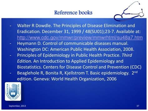 Ppt General Principles Of Prevention And Control Of
