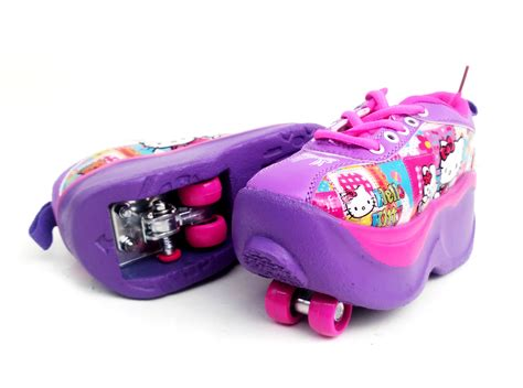Roda Sepatu sepatu roda anak karakter toko bunda sepatu roda