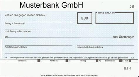 deutsche bank empfehlung geschenk scheck