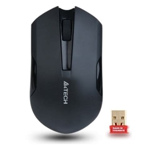 Mouse Wireless A4tech a4tech wireless mouse 187 computer