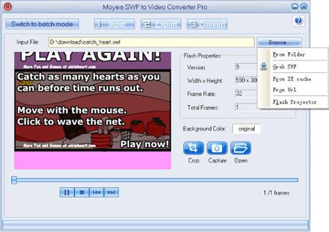 converter swf to mp4 how to convert flash games to mp4 free download flash games