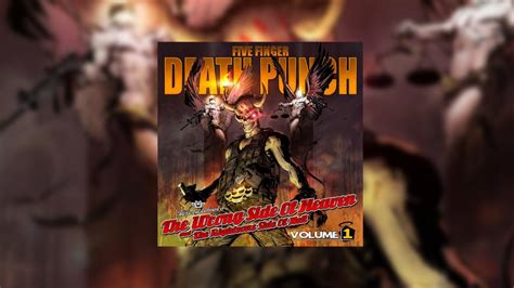 five finger death punch wrong side of heaven hardwired magazine 187 five finger death punch the wrong