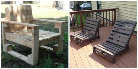 sillones hechos con palet cajas de madera usadas para fabricar muebles 75 ideas