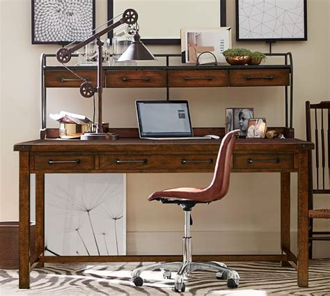 pottery barn desk benchwright desk pottery barn