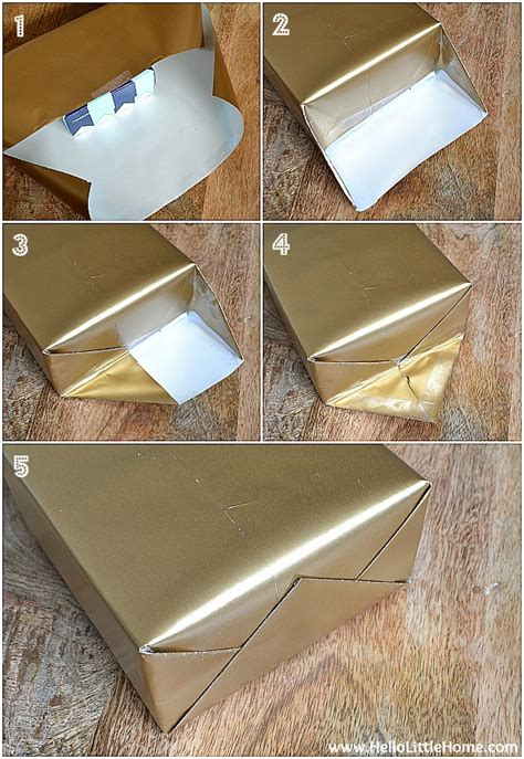 how to wrap a present diy christmas gift wrapping tips and tricks