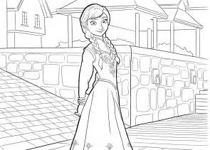 Frozen coloring pages amp coloring book
