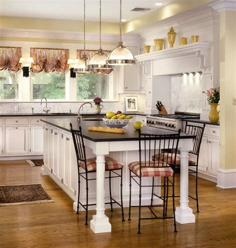 kitchen design traditional home 24 traditional kitchen designs page 2 of 5