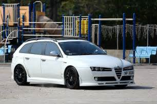 Alfa Romeo Estate Alfa Romeo 159 Estate Lam Hong Kong Flickr