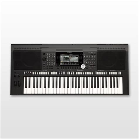 Keyboard Yamaha Seri Psr psr s970 220 bersicht digital workstations keyboards