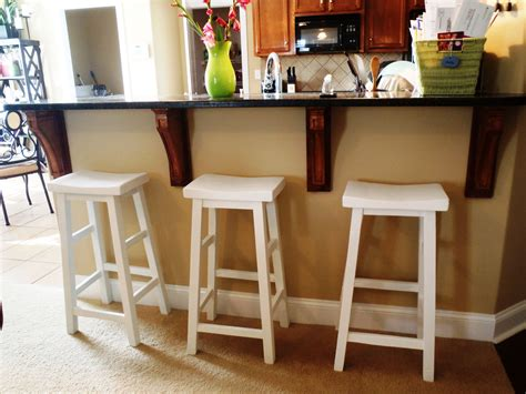 permanent bar stools diy outdoor bar stools if you do not like permanent can