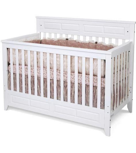 Child Craft Crib Reviews by Child Craft Logan Convertible Crib In Matte White