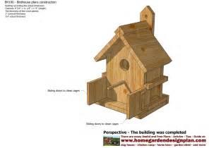 plans for building a house home garden plans bh100 bird house plans construction