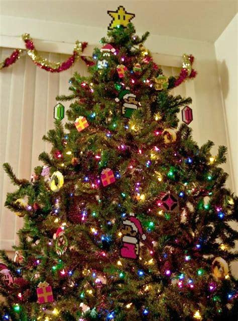 juegos de pinos de navidad para decorarlo mario bros en un 225 rbol pino de navidad